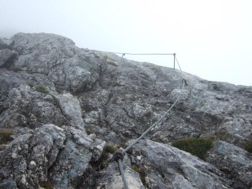 """Foto: hofchri / Klettersteigtour / Wagendrischlhorn (2252 m) über """"Wagendrischlhorn-Klettersteig"""" / ein richtiger Klettersteig / 29.06.2011 22:30:45"""