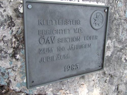 """Foto: hofchri / Klettersteigtour / Wagendrischlhorn (2252 m) über """"Wagendrischlhorn-Klettersteig"""" / 29.06.2011 22:30:52"""