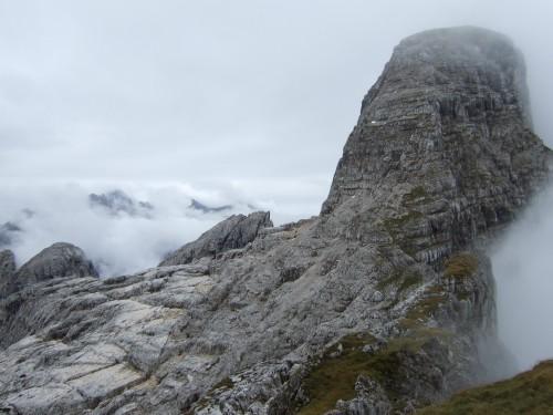 """Foto: hofchri / Klettersteigtour / Wagendrischlhorn (2252 m) über """"Wagendrischlhorn-Klettersteig"""" / Blick zum Stadelhorn / 29.06.2011 22:31:20"""