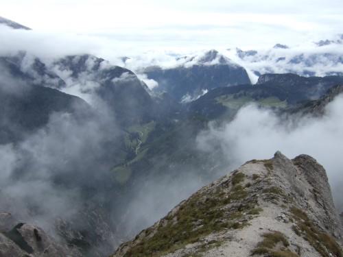 "Foto: hofchri / Klettersteigtour / Wagendrischlhorn (2252 m) über ""Wagendrischlhorn-Klettersteig"" / unterhalb des Stadelhorns / 29.06.2011 22:26:52"