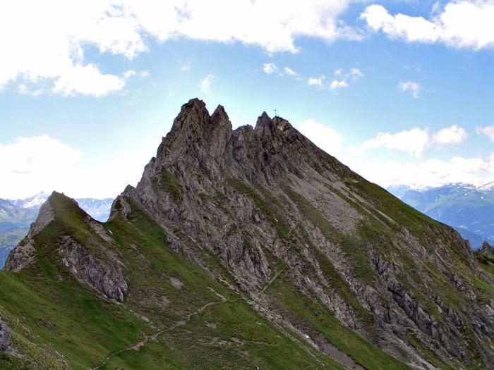 Foto: vince 51 / Wander Tour / Saladinaspitze/Fensterlewand / Saladinaspitze / 01.07.2011 22:39:18