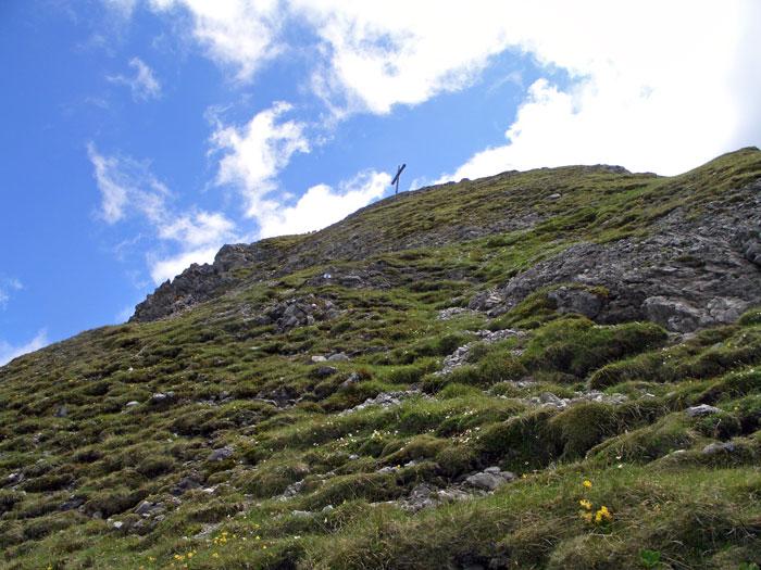 Foto: vince 51 / Wander Tour / Saladinaspitze/Fensterlewand / fast geschafft / 01.07.2011 22:37:11