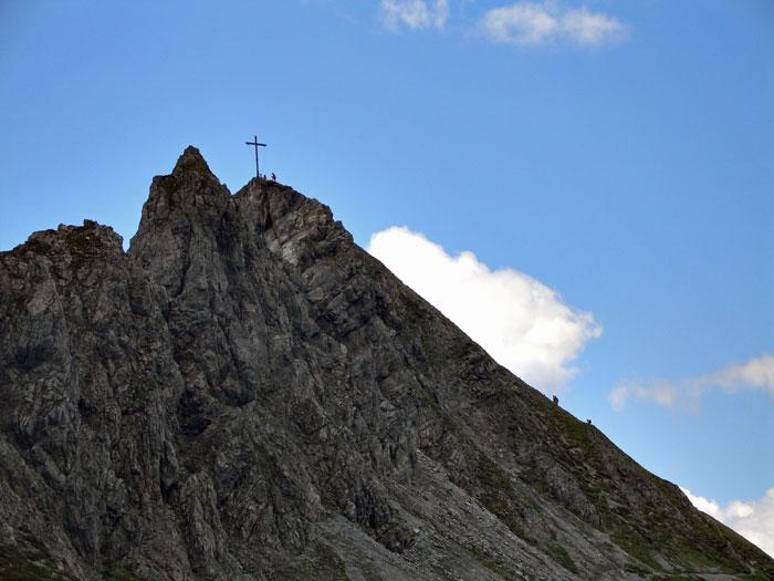Foto: vince 51 / Wander Tour / Saladinaspitze/Fensterlewand / Saladinaspitze / 01.07.2011 22:35:10