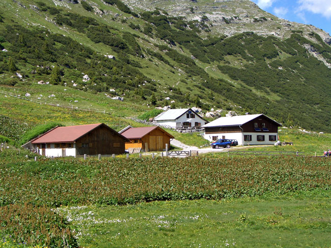 Foto: vince 51 / Wander Tour / Saladinaspitze/Fensterlewand / Formarinalpe / 01.07.2011 22:25:50