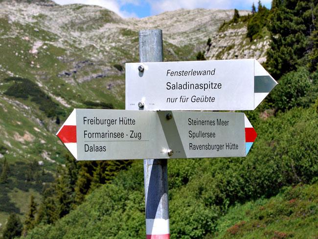 Foto: vince 51 / Wander Tour / Saladinaspitze/Fensterlewand / 01.07.2011 22:46:27