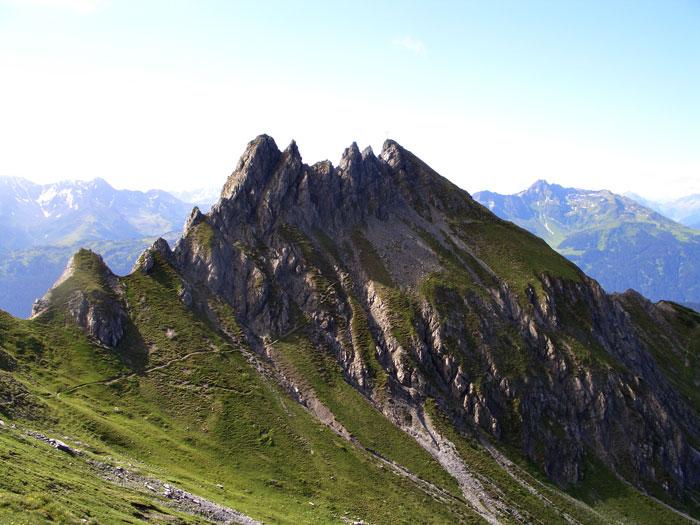 Foto: vince 51 / Wander Tour / Saladinaspitze/Fensterlewand / Saladinaspitze / 01.07.2011 22:40:33