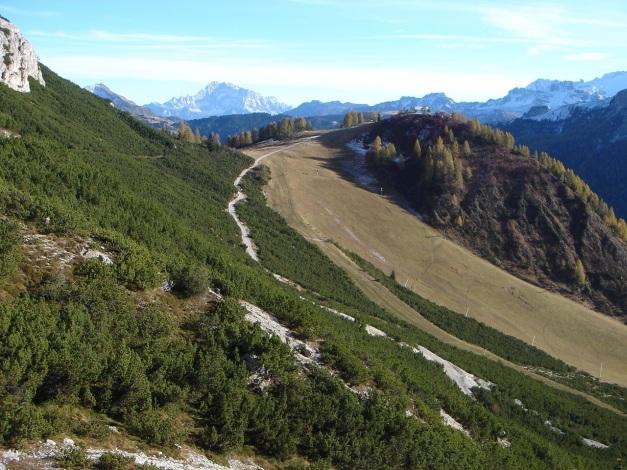 Foto: Manfred Karl / Wander Tour / Rundwanderung Col Pradat / Col Pradat / 02.07.2011 14:46:01