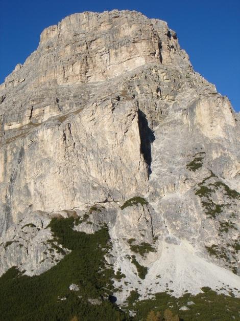 Foto: Manfred Karl / Wander Tour / Rundwanderung Col Pradat / Sass Songher / 02.07.2011 14:45:22