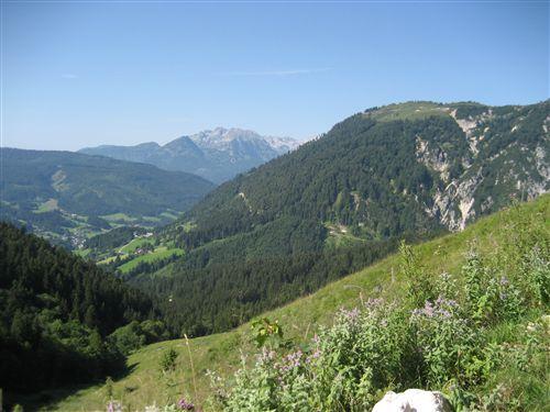 Foto: Zwerg / Wandertour / Gamsfeldrunde von Russbach über Traunwandalm  / 04.08.2011 10:28:01