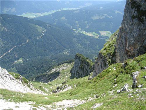 Foto: Zwerg / Wandertour / Gamsfeldrunde von Russbach über Traunwandalm  / 04.08.2011 10:29:41