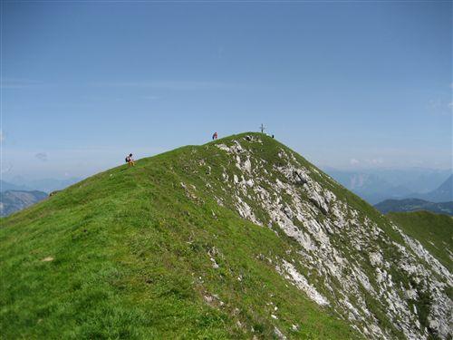 Foto: Zwerg / Wandertour / Gamsfeldrunde von Russbach über Traunwandalm  / 04.08.2011 10:30:03
