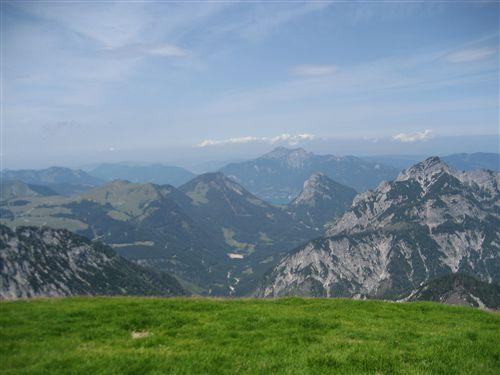 Foto: Zwerg / Wandertour / Gamsfeldrunde von Russbach über Traunwandalm  / 04.08.2011 10:30:07