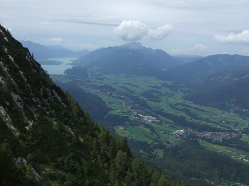 Klettersteig Wolfgangsee : Klettersteige mit fantastischem bergpanorama und seenblick