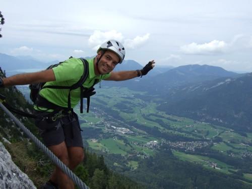 Klettersteig Katrin : Fotogalerie tourfotos fotos zur klettersteig tour katrin 1542 m