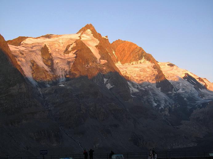 Foto: Andreas Koller / Wandertour / Gletschertour auf den Vorderen Bärenkopf (3250m) / Großglockner (3798m) / 05.09.2011 23:07:41