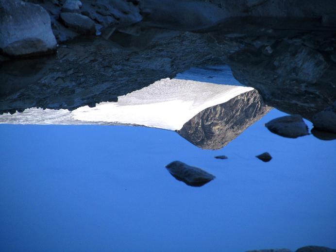Foto: Andreas Koller / Wandertour / Gletschertour auf den Vorderen Bärenkopf (3250m) / 05.09.2011 23:06:16