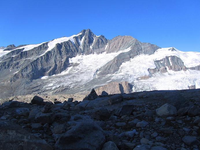 Foto: Andreas Koller / Wandertour / Gletschertour auf den Vorderen Bärenkopf (3250m) / 05.09.2011 23:06:10