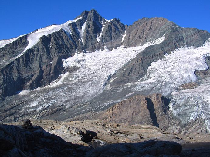 Foto: Andreas Koller / Wandertour / Gletschertour auf den Vorderen Bärenkopf (3250m) / 05.09.2011 23:05:59
