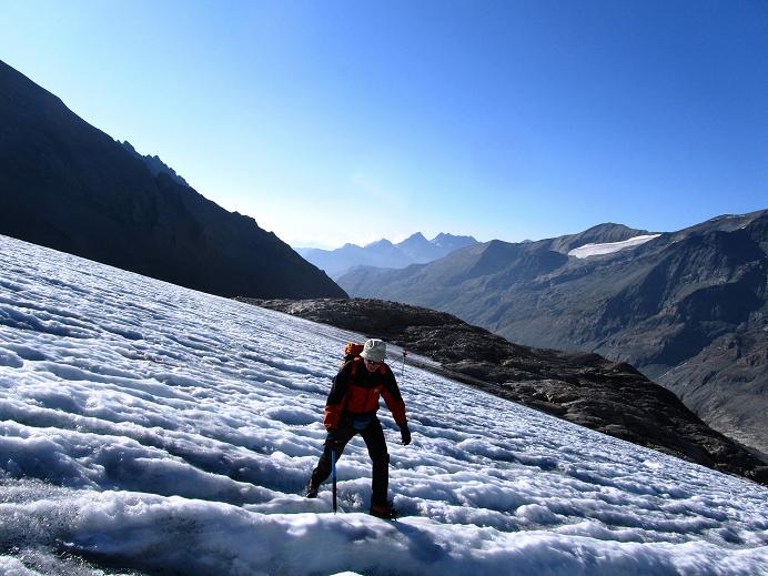 Foto: Andreas Koller / Wandertour / Gletschertour auf den Vorderen Bärenkopf (3250m) / 05.09.2011 23:05:27