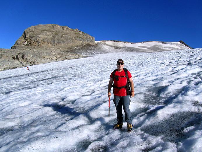 Foto: Andreas Koller / Wandertour / Gletschertour auf den Vorderen Bärenkopf (3250m) / 05.09.2011 23:05:19