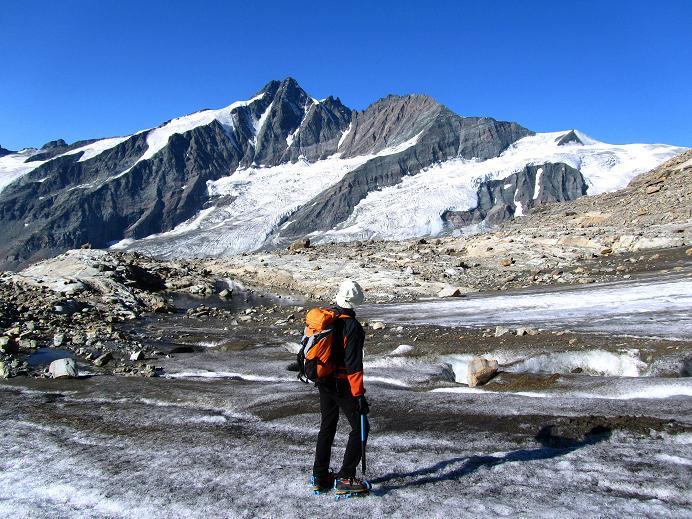 Foto: Andreas Koller / Wandertour / Gletschertour auf den Vorderen Bärenkopf (3250m) / 05.09.2011 23:05:12