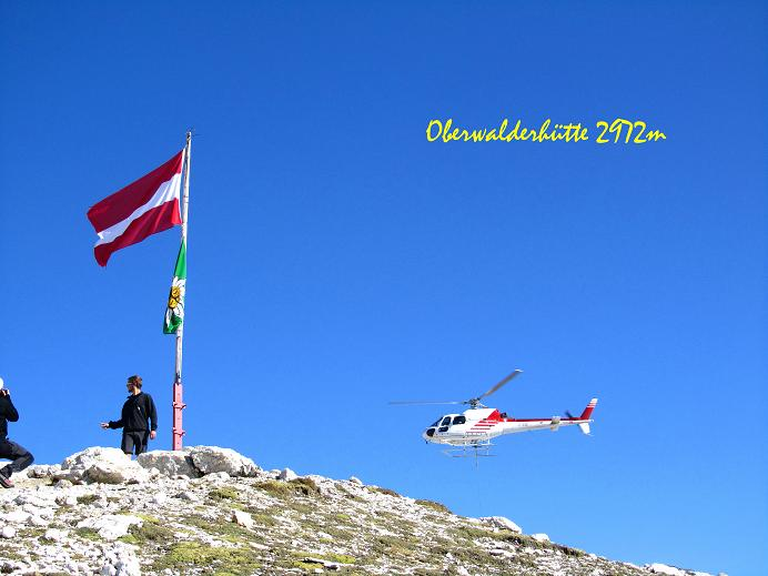 Foto: Andreas Koller / Wandertour / Gletschertour auf den Vorderen Bärenkopf (3250m) / 05.09.2011 23:03:35