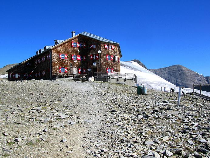 Foto: Andreas Koller / Wandertour / Gletschertour auf den Vorderen Bärenkopf (3250m) / 05.09.2011 23:03:29