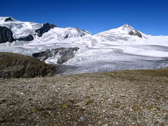 Foto: Andreas Koller / Wandertour / Gletschertour auf den Vorderen Bärenkopf (3250m) / 05.09.2011 23:02:38