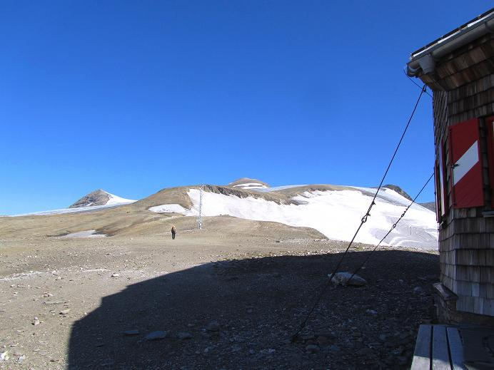 Foto: Andreas Koller / Wandertour / Gletschertour auf den Vorderen Bärenkopf (3250m) / 05.09.2011 23:02:07
