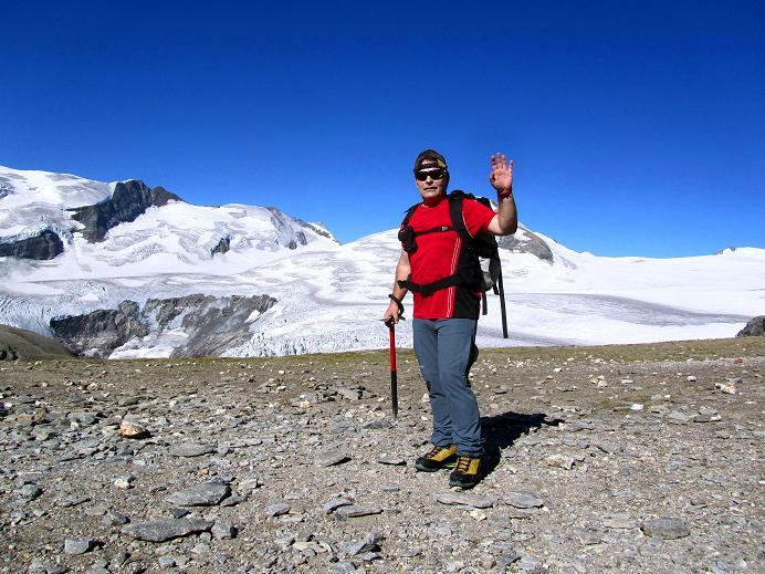 Foto: Andreas Koller / Wandertour / Gletschertour auf den Vorderen Bärenkopf (3250m) / 05.09.2011 23:02:00