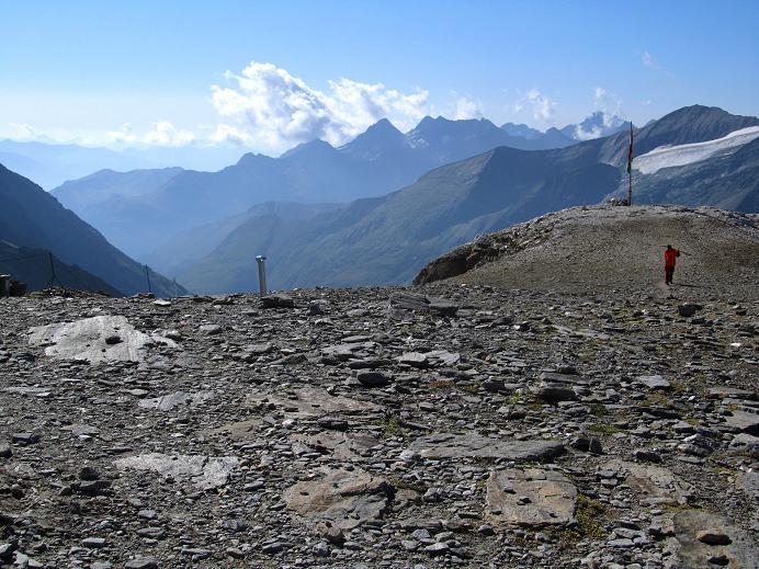 Foto: Andreas Koller / Wandertour / Gletschertour auf den Vorderen Bärenkopf (3250m) / 05.09.2011 23:01:52