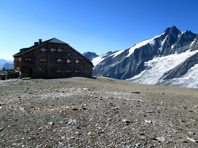 Foto: Andreas Koller / Wandertour / Gletschertour auf den Vorderen Bärenkopf (3250m) / 05.09.2011 23:01:33