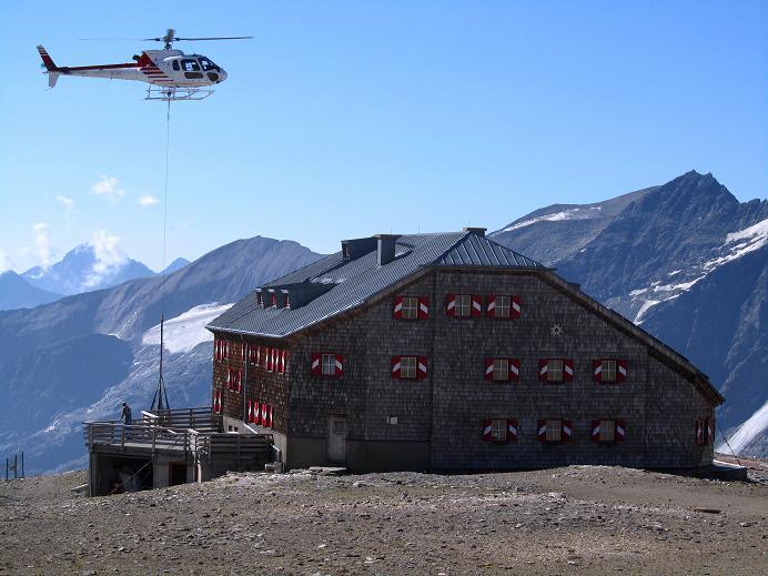 Foto: Andreas Koller / Wandertour / Gletschertour auf den Vorderen Bärenkopf (3250m) / 05.09.2011 23:01:18