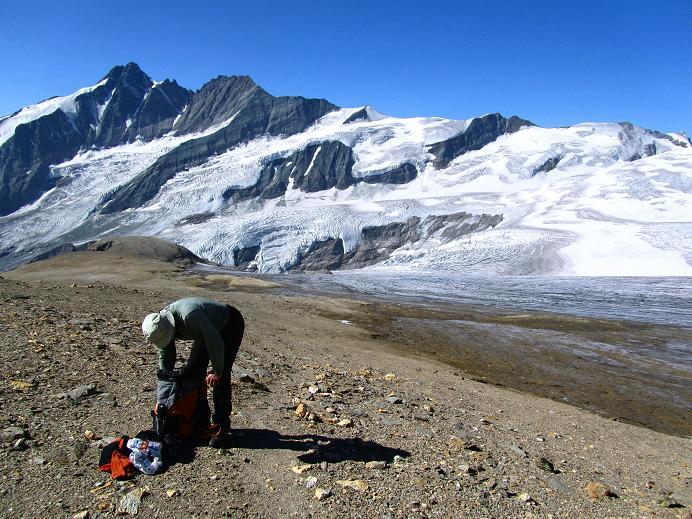 Foto: Andreas Koller / Wandertour / Gletschertour auf den Vorderen Bärenkopf (3250m) / 05.09.2011 23:00:02