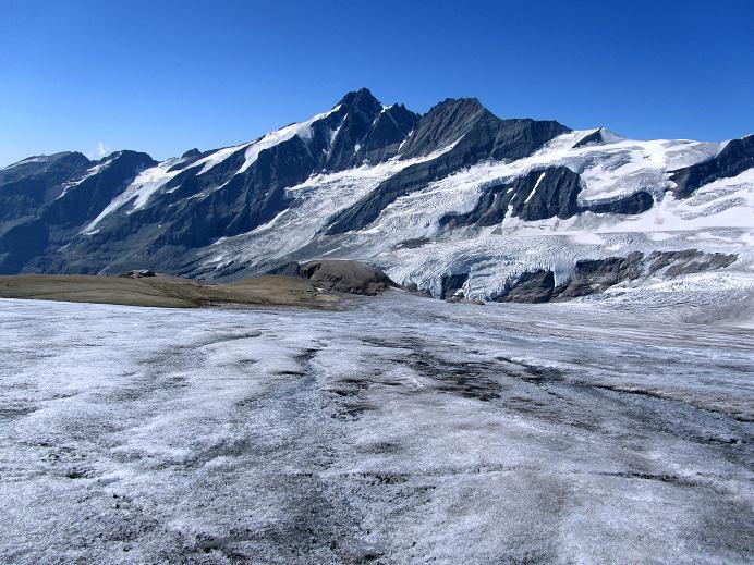 Foto: Andreas Koller / Wandertour / Gletschertour auf den Vorderen Bärenkopf (3250m) / 05.09.2011 22:59:54
