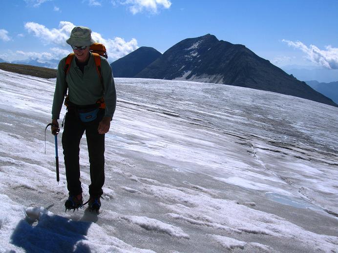 Foto: Andreas Koller / Wandertour / Gletschertour auf den Vorderen Bärenkopf (3250m) / 05.09.2011 22:59:48