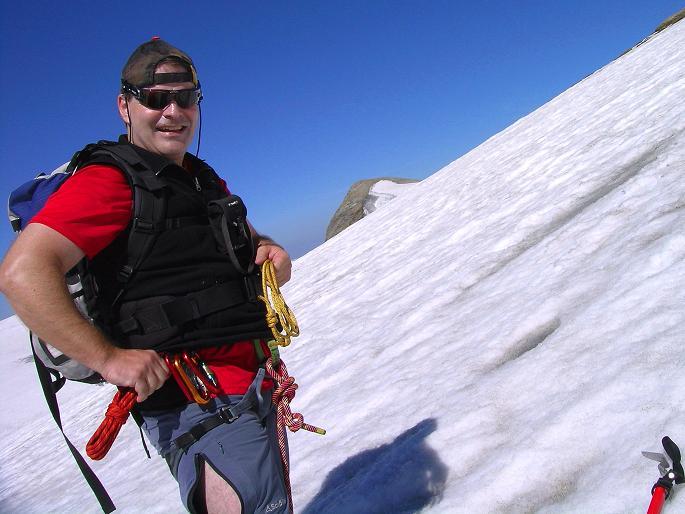 Foto: Andreas Koller / Wandertour / Gletschertour auf den Vorderen Bärenkopf (3250m) / 05.09.2011 22:59:18