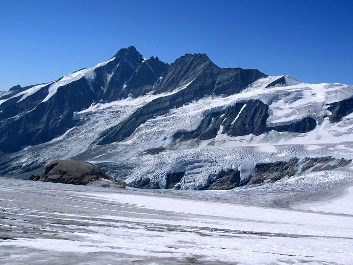 Foto: Andreas Koller / Wandertour / Gletschertour auf den Vorderen Bärenkopf (3250m) / 05.09.2011 22:59:04