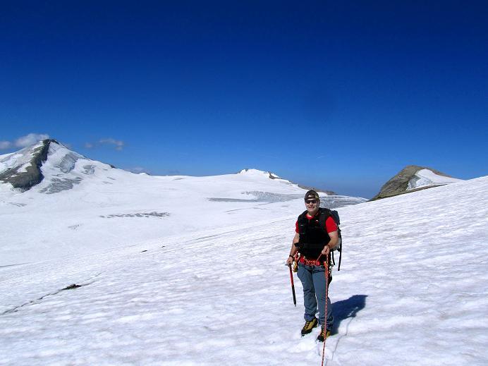 Foto: Andreas Koller / Wandertour / Gletschertour auf den Vorderen Bärenkopf (3250m) / 05.09.2011 22:58:57