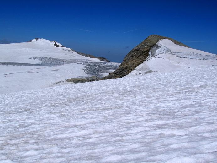 Foto: Andreas Koller / Wandertour / Gletschertour auf den Vorderen Bärenkopf (3250m) / 05.09.2011 22:58:41