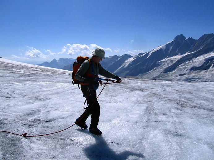 Foto: Andreas Koller / Wandertour / Gletschertour auf den Vorderen Bärenkopf (3250m) / 05.09.2011 22:58:33