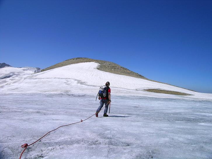 Foto: Andreas Koller / Wandertour / Gletschertour auf den Vorderen Bärenkopf (3250m) / 05.09.2011 22:58:17