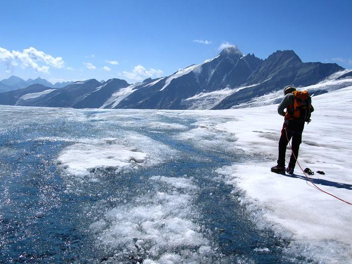 Foto: Andreas Koller / Wandertour / Gletschertour auf den Vorderen Bärenkopf (3250m) / 05.09.2011 22:57:33