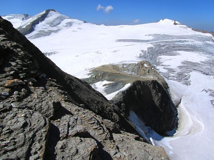 Foto: Andreas Koller / Wandertour / Gletschertour auf den Vorderen Bärenkopf (3250m) / 05.09.2011 22:57:27