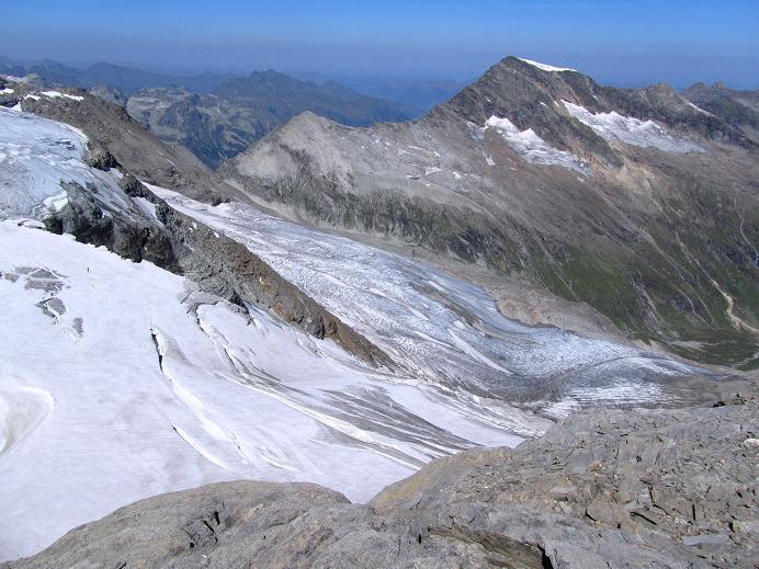 Foto: Andreas Koller / Wandertour / Gletschertour auf den Vorderen Bärenkopf (3250m) / 05.09.2011 22:57:18