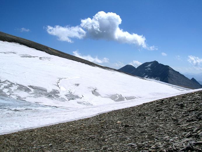 Foto: Andreas Koller / Wandertour / Gletschertour auf den Vorderen Bärenkopf (3250m) / 05.09.2011 22:56:36