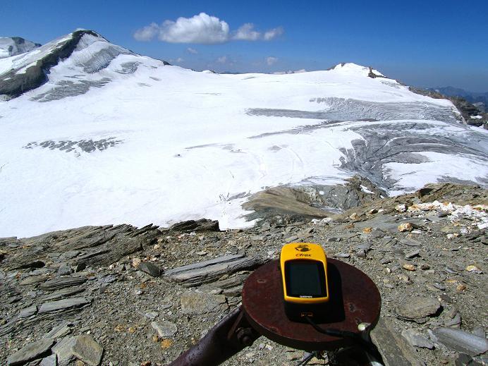Foto: Andreas Koller / Wandertour / Gletschertour auf den Vorderen Bärenkopf (3250m) / 05.09.2011 22:56:17