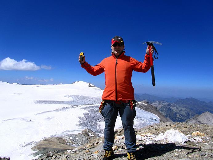 Foto: Andreas Koller / Wandertour / Gletschertour auf den Vorderen Bärenkopf (3250m) / 05.09.2011 22:55:58