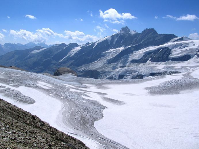 Foto: Andreas Koller / Wandertour / Gletschertour auf den Vorderen Bärenkopf (3250m) / 05.09.2011 22:55:22