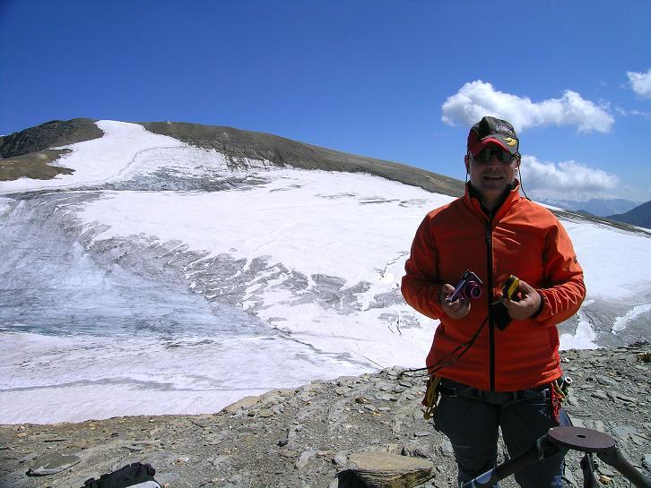 Foto: Andreas Koller / Wandertour / Gletschertour auf den Vorderen Bärenkopf (3250m) / 05.09.2011 22:55:14